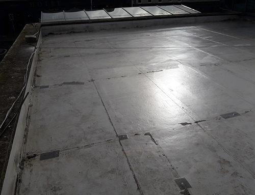 Rapid Roof Flat Roof Application