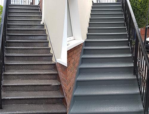 Stairwell Repair